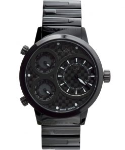 Curtis & Co Watches 42mm - Black Dial/Case