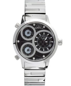 Curtis & Co Watches 42mm - Black Dial/Stainless Steel Case