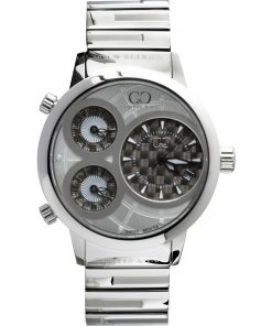 Curtis & Co Watches 42mm - Gray Dial/Stainless Steel Case