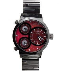 Curtis & Co Watches 42mm - Red Dial/BlackCase