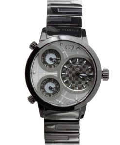 Curtis & Co Watches 42mm - White Dial/BlackCase